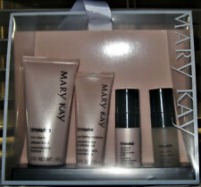 NEW Mary Kay Timewise Miracle Set Combination to Oily Skin Care Trial/Travel 4Pc