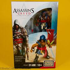MEGA BLOKS Assassin's Creed Collector's Set - Adéwalè (New/Sealed)