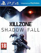 killzone Shadow Fall - PS4 neuf sous blister VF