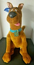"""Vintage 1998 Scooby Doo Dog Plush Toy Stuffed Animal 90s Applause 12"""" New w/ Tag"""