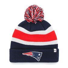 Bridgestone Golf New England Patriots NFL Football Beanie Hat Cap Mens One Size