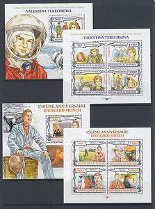 Burundi Sc 1341-1380 MNH. 2013 Russian & Chinese PHILEX, cplt set of 40 s/s, VF