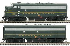 Spur H0 - Diesellokset EMD F7AB Pennsylvania Railroad DCC + Sound  - 19913 NEU