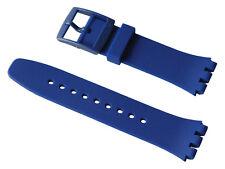 """ORIGINAL SWATCH PLASTIC CHRONO ARMBAND """"BLUE C"""" (ASUSN400) NEUWARE"""
