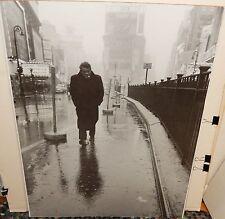 "JAMES DEAN ""ASTOR THEATRE 1955"" NEW YORK DENNIS STOCK BLACK  WHITE POSTER"