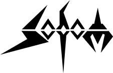 Sodom Logo ca 15 cm x 10 cm viele Farben DECUT DECAL ANSEHEN