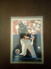2000 TOPPS MIKE PIAZZA SHARP!