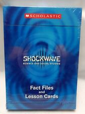 SHOCKWAVE Science and Social Studies Fact Files and Lesson Cards 2008