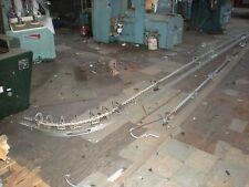 Dry Cleaning Overhead Conveyor - Shirt Hanger Rotary Spiral Motorized Conveyor