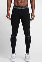 Nike Pro Hyperwarm Men's Compression Training Rugby Running Gym Tights