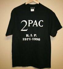 "DEADSTOCK 2PAC TUPAC 2005 RIP ""1971-1996"" T-SHIRT MENS MEDIUM M"