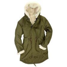 Cappotti e giacche da uomo parke verde