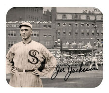 Item#2476 Shoeless Joe Jackson Chicago White Sox Facsimile Autographed Mouse Pad