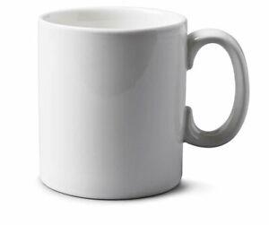 Mug 1.2 pint WM Bartleet & Sons Extra Large Porcelain Tea Coffee Soup White T402