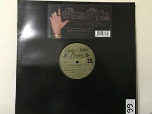 "Gwen Stefani ft Slim Thug - Luxurious (4 Mixes) Rare US Promo 12"" Vinyl 2006"
