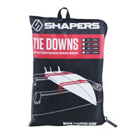 Shapers - Tie Down Straps 3.65m for surfboards, SUPS, etc