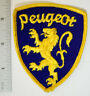 Peugeot Embroidered Sew On Cloth Jacket Patch Car Auto Hot Rat Rod Vtg