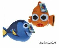 Disney Finding Dory Shaped Soft Pillow Cushion Nemo Fish Plush Kids Toy Gift NEW