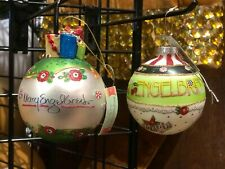 Mary Engelbreit 2 Assorted Tagged Ornaments