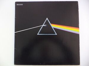 PINK FLOYD   THE DARK SIDE OF THE MOON  EMI PATHE' REC. 2C 068 05249 FRANCE