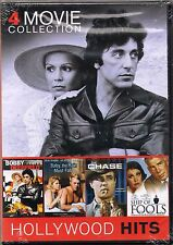 Bobby Deerfield/Baby, the Rain Must Fall/The Chase/Ship of Fools (DVD, 2012,...