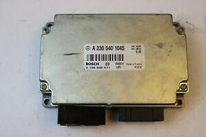 MERCEDES Benz SL R230 A2305401045 Batterie Steuergerät 0199000011 Bosch