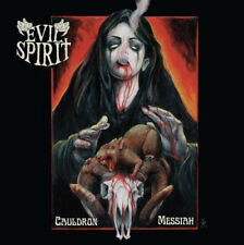 EVIL SPIRIT - CD - Cauldron Messiah