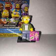 LEGO 71009 SMITHERS Minifigure BRAND NEW Simpson's Series 2 - Open Package NEW