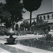 SYRIE c. 1960 - Palais Azem Grande Cour du Haremlik Damas  - Div 10190