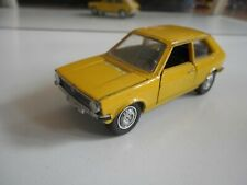 Schuco VW Volkswagen Polo 1 in Yellow on 1:43
