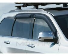 Genuine Jeep Grand Cherokee Front and Rear Weathershields *82212049AC