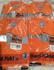 HARD YAKKA WORK SHIRTS DRILL XOS or XXL SET OF 4 REFLECTIVE TAPE - SALE !!