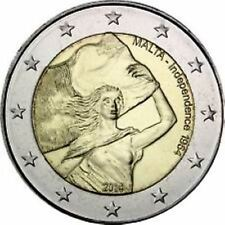 Malta 2 euro 2014 Independence UNC (#1016)