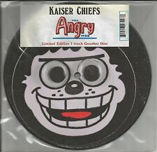 KAISER CHIEFS Angry Mob GNASHER Dennis the Menace PICTURE DISC UK 7 INCH Vinyl