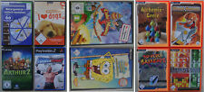 !! 9 PC-Rom Spiele & 1 Playstation 2 !!