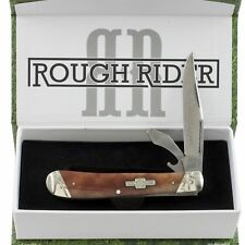 Rough Rider Smooth Amber Tailgate Trapper Pocket Knife RR1746 Cap Lifter