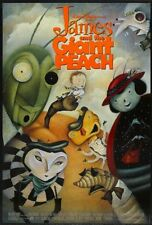 James And The Giant Peach Movie Poster 11x17 Mini Poster (28cm x43cm) #01