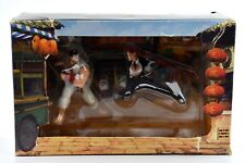 Street Fighter IV Xbox 360-Exclusive Ryu & C. Viper Collection Figurines