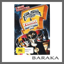 Mighty Morphin Power Rangers: The Movie / Turbo: A Power Rangers Movie DVD R4