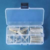 Eyeglass Reading Glasses Frame Screwdriver Screw Nose Pad Repair Tool Kit Set