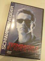 DVD Terminator 2-schwarzenegger  (nuevo precintado)OSCAR