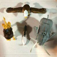 Transformers Beast Wars Ultra Class Magnaboss Combiner Figure Hasbro - READ