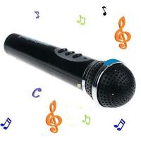 Child Girl Boys Funny Music Learn Toy Karaoke Singing Microphone Mic Gift Kid HS