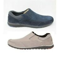 Rockport Zonecush Rocsports MDG Slip On Mens Suede Shoes with AdiPrene