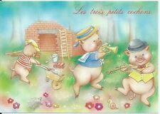 CPM - Carte postale - Les trois petits Cochons