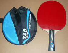 Friendship 729 pips-in Table Tennis Paddle RITC2040, with Case, New