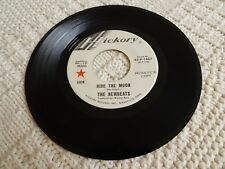 THE NEWBEATS  HIDE THE MOON/IT'S REALLY GOODBYE  HICKORY 1467 PROMO  M-