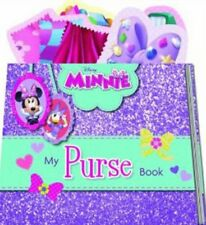 Disney Minnie Bowtique My Purse Book (Disney Tabbed Purse Book), New,  Book