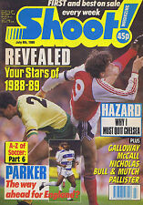 HAZARD / PARKER / GALLOWAY / McCALL / NICHOLASShoot 8July1989