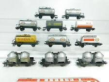 Bg613-2# 11x Märklin h0/ac hobbisti-carri merci: Shell + Avia + esso + olio combustibile etc